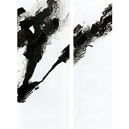 Moe's Home Collection Rorschach 2-Piece Canvas Wall Art