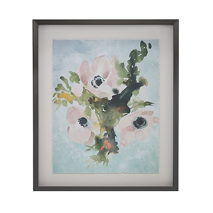 Alternate image 1 for Madison Park® Winter Bouquet 1 Framed Wall Art
