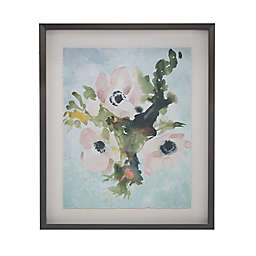 Madison Park® Winter Bouquet 1 Framed Wall Art