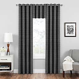 Eclipse Vardan Grommet Top Room Darkening Window Curtain Panel and Valance