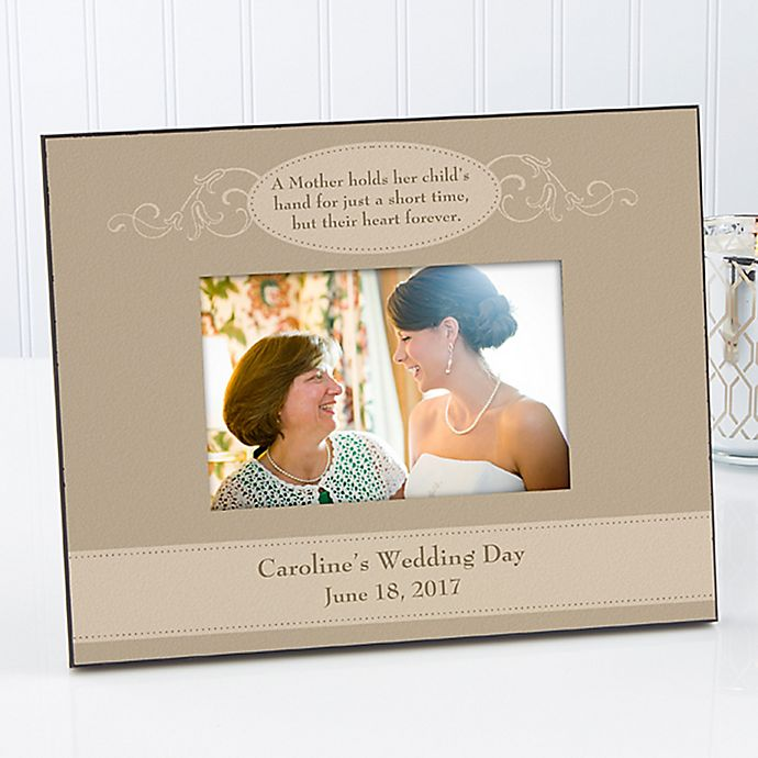 Mother Of The Bride Picture Frame Bed Bath Beyond