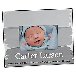 Bundle of Joy For Him 4-Inch x 6-Inch Picture Frame
