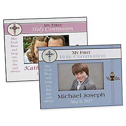 A First Communion 4-Inch x 6-Inch Picture Frame