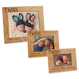 Twin Love Picture Frame
