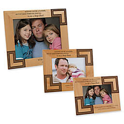 A Special Step-Dad Picture Frame
