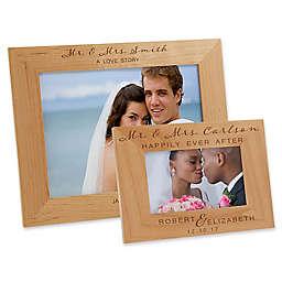 Wedding Elegance Picture Frame