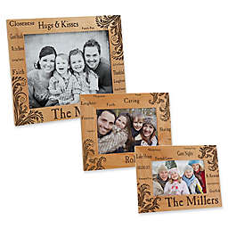 Family Pride Picture Frame