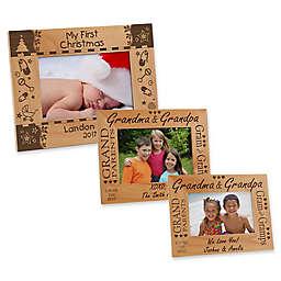 Grandma & Grandpa Picture Frame