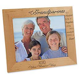 Wonderful Grandparents 8-Inch x 10-Inch Picture Frame