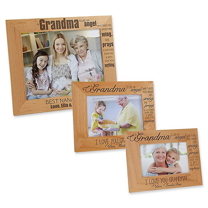 Alternate image 1 for Special Grandma Picture Frame