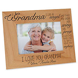 Special Grandma 4-Inch x 6-Inch Picture Frame
