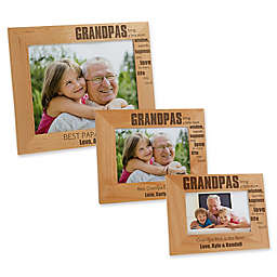 Wonderful Grandpa Picture Frame