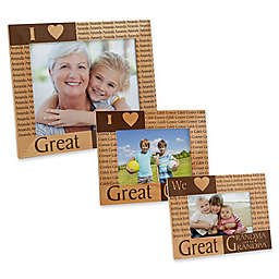 Great Grandparent Picture Frame