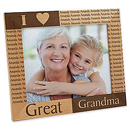 Great Grandparent 8-Inch x 10-Inch Picture Frame