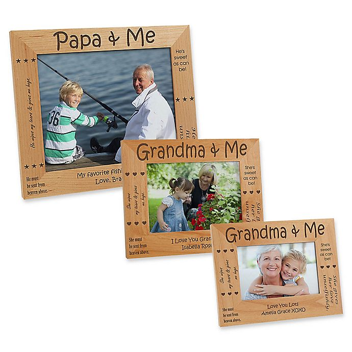 Alternate image 1 for Sweet Grandparents Picture Frame