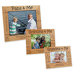 Sweet Grandparents Picture Frame