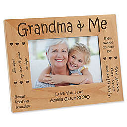 Sweet Grandparents 4-Inch x 6-Inch Picture Frame