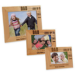 Special Dad Picture Frame