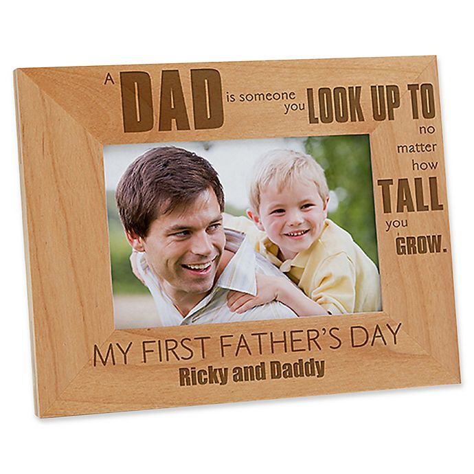 Alternate image 1 for Special Dad 4-Inch x 6-Inch Picture Frame
