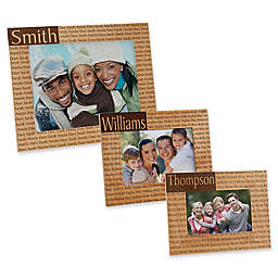 Family is Forever Picture Frame