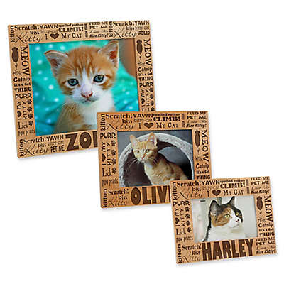 Good Kitty Picture Frame