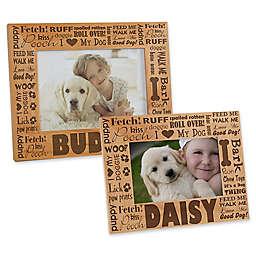 Good Dog! Picture Frame