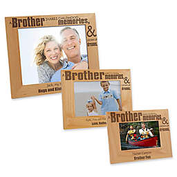 Special Brother Picture Frame