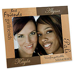 Best Friends 8-Inch x 10-Inch Picture Frame