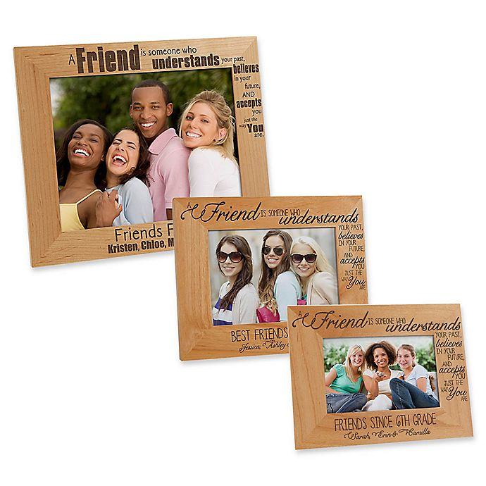 Alternate image 1 for Forever Friends Picture Frame