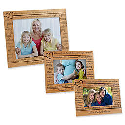 Definition of Mom Picture Frame