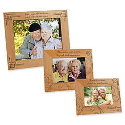 Never Forgotten Memorial Picture Frame