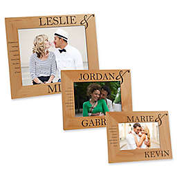 The Perfect Couple Picture Frame