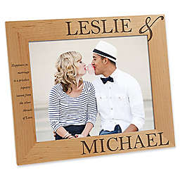The Perfect Couple 8-Inch x 10-Inch Picture Frame