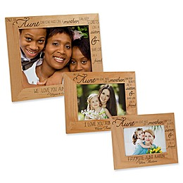 Special Aunt Picture Frame