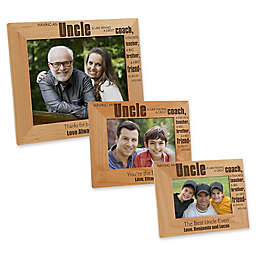Special Uncle Picture Frame