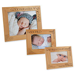Godchild Picture Frame