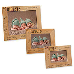 Triplet Love Picture Frame