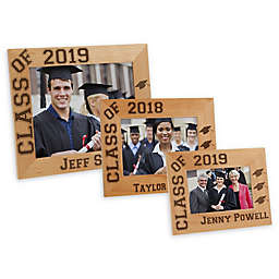 Hats Off Graduation Picture Frame