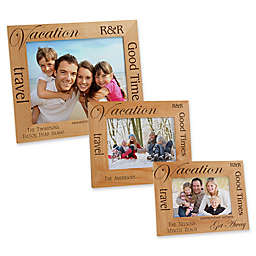 Vacation Memories Picture Frame