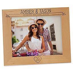 Honeymoon Memories 8-Inch x 10-Inch Picture Frame