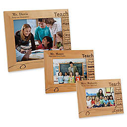Our Teacher Picture Frame