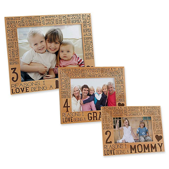 Alternate image 1 for Reasons Why for Her Picture Frame