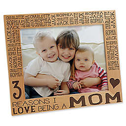 Reasons Why for Her 8-Inch x 10-Inch Picture Frame