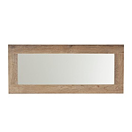 Household Essentials® 29-Inch x 12-Inch Rectangular Wall Mirror in Grey