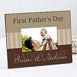 Daddy & Me Large Picture Frame