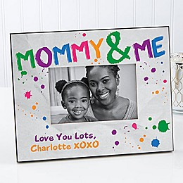 Mommy & Me Forever 4-Inch x 6-Inch Picture Frame