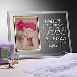 I Am Special Birth Announcement Picture Frame