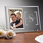 Reflections of Love Wedding Picture Frame