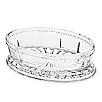 Godinger Hamilton House Glass Soap Dish