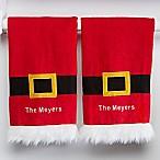 Santa Kitchen Towel Set (Set of 2)